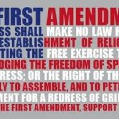 First Amendment Timeline