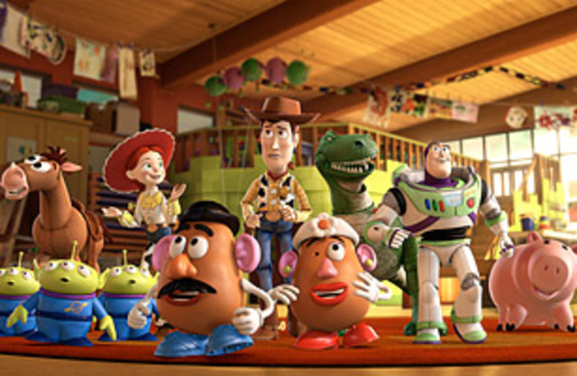 1. Toy Story 3