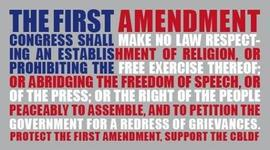 1st Amendment cases timeline