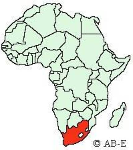 South Africas independence