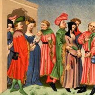 medeltiden timeline