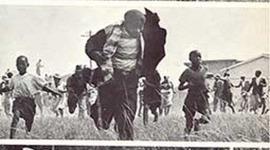Sharpeville timeline