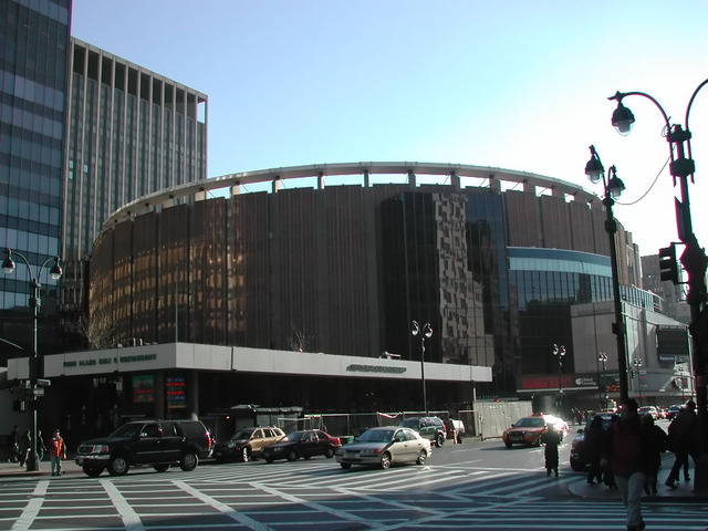 Concert at Madison Square Garden