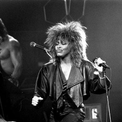 Tina Turner Timeline
