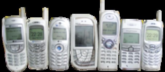 El telefon mobil
