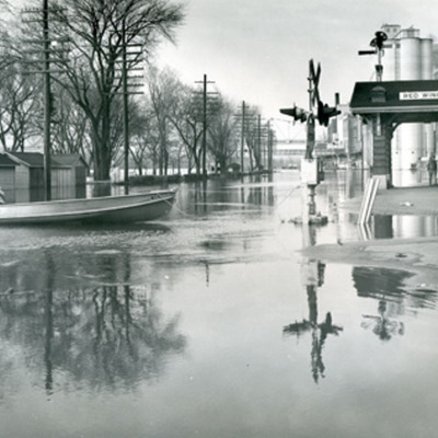 Red Wing Flood History timeline