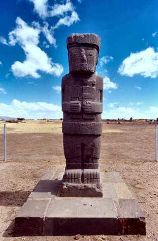 cultura de tihuanaco