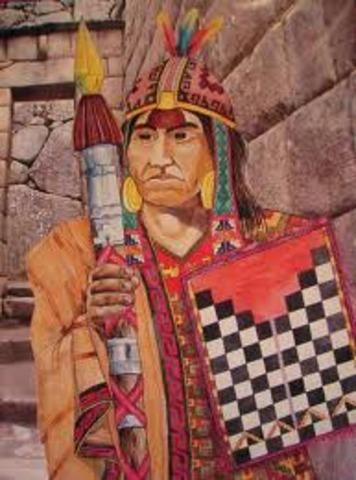 se inicia el reinado de viracocha inca