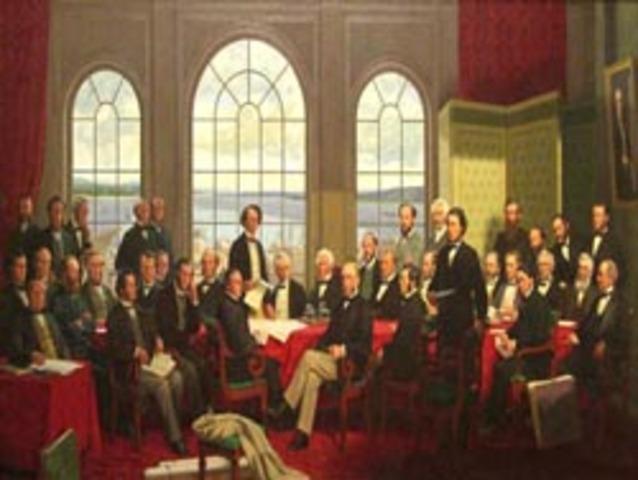 Start confederation