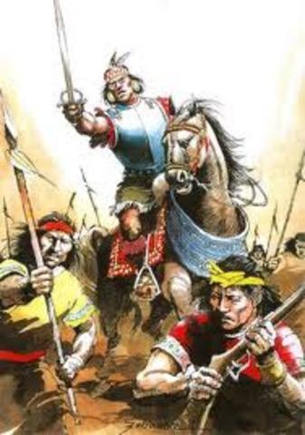 campañas de conquista