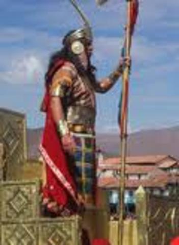 se estiende el imperio inca por el sur de peru