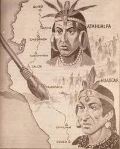 el reinada de huayna capac