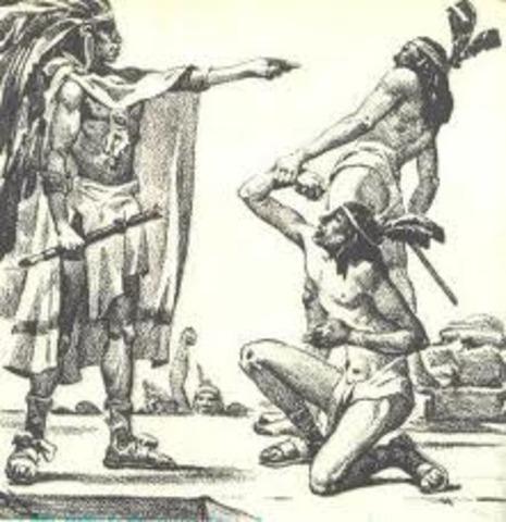 los aztecas llegan al valle de mexico