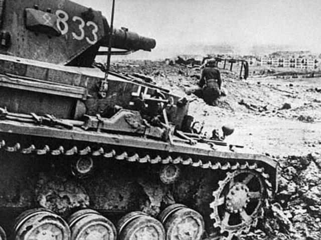 Ende des zweiten Weltkrieges