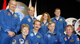 Important People In Space History timeline