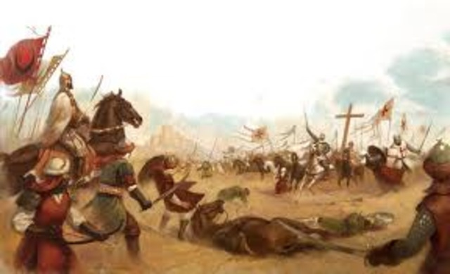saladin retakes the city of jerusalem