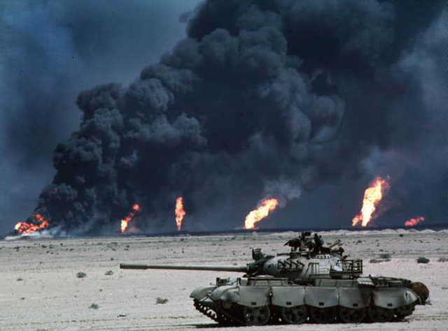 1st gulf war