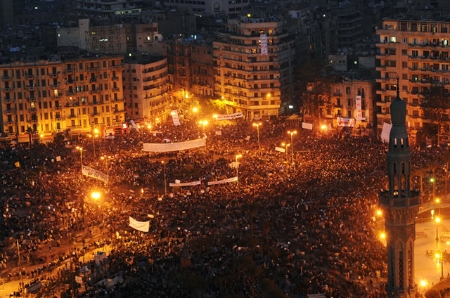 More clashes in Tahrir Square