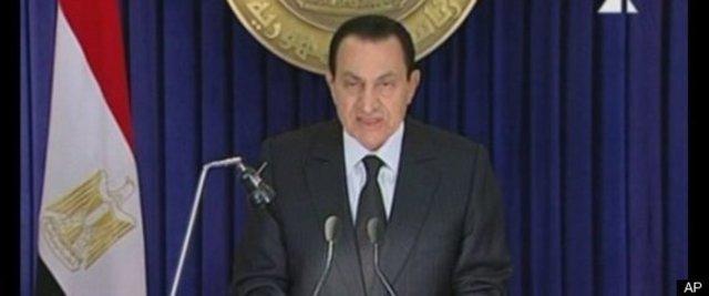 Mubarak uncooperative