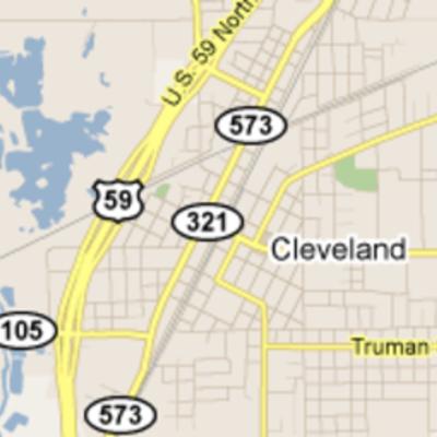 Cleveland TX Child Gang Rape Timeline