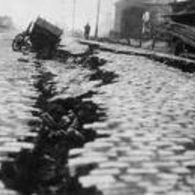 Worlds largest recorded earthquakes  timeline