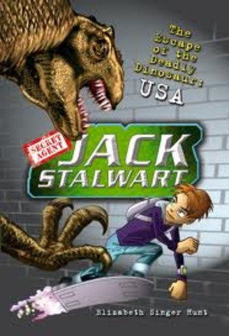 Jack  Stalwart  The  escape  of  the  deadly  Dinosaur