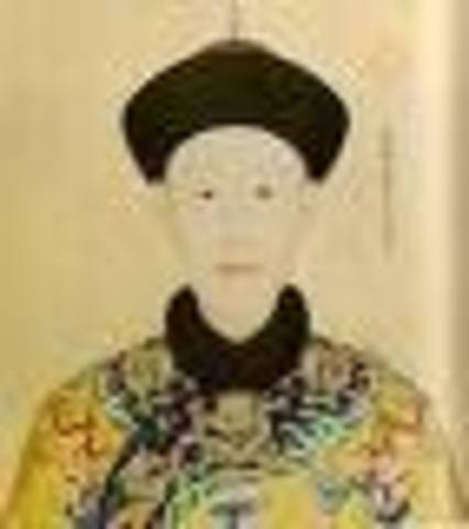 The Beginning of the Qing Dynasty