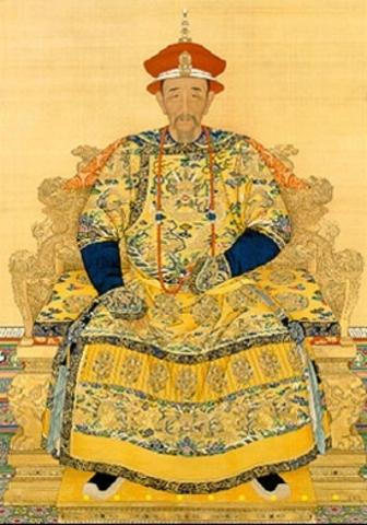 Kang Xi becomes emporer.