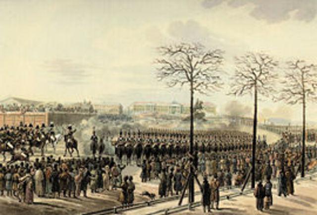 Decembrist Revolt