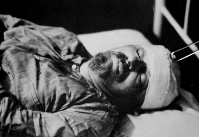 Death of Trotsky
