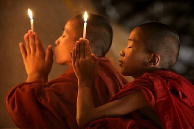 Taoism or Buddhism???