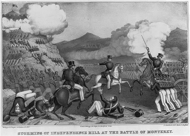 US victory; battle of Monterrey