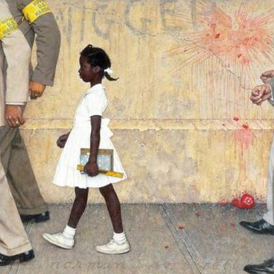 Ruby Bridges and the Civil Rights Movement by Kinri Watson timeline