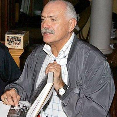 Nikita Mikhalkov timeline