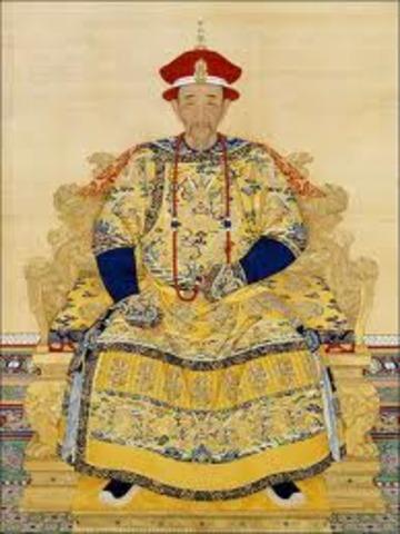 Emporer Kangxi