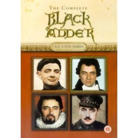 "BBC TV Comedy - ""Blackadder"""