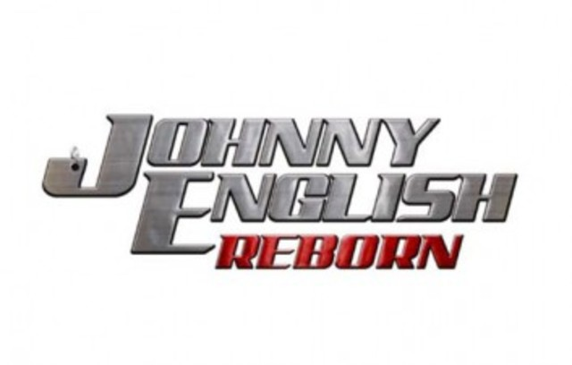 Filming Johnny English Reborn