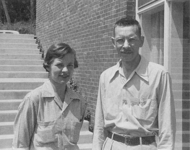 Alfred Hershey and Martha Chase