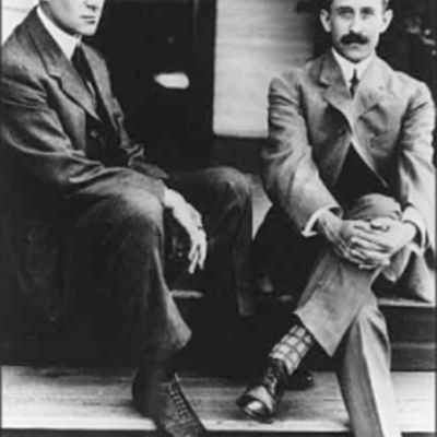 Wilbur and Orville wright -the airplane timeline