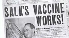 Jonas Salk by Gabriel P, Cole, and Jade timeline