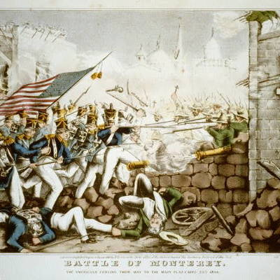 Abby G's Mexican American War Timeline