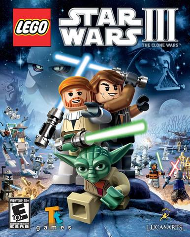 buying Lego Star Wars 3: The Clone Wars