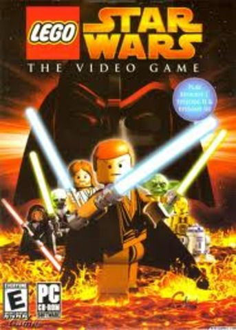 getting Lego Star Wars The Video Game