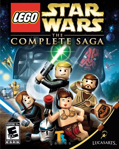 Getting Lego Star Wars The Complete Saga