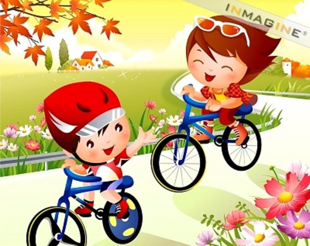 Bike - So Long Training Wheels