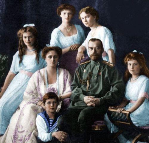 Murder of the Romanovs