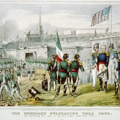 Claudia Kra Mexican American War timeline