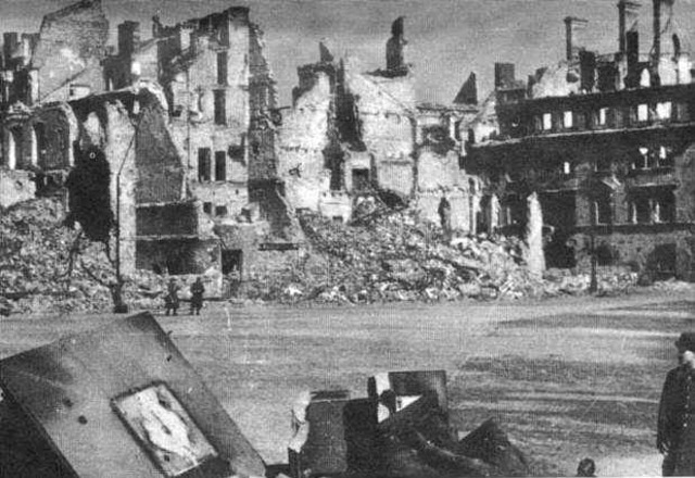 Allies Land in Italy