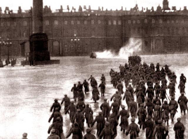 Bolshevik (October) Revolution