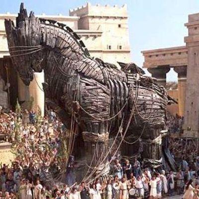 9th Grade Honors Greek Mythology: The Trojan War timeline